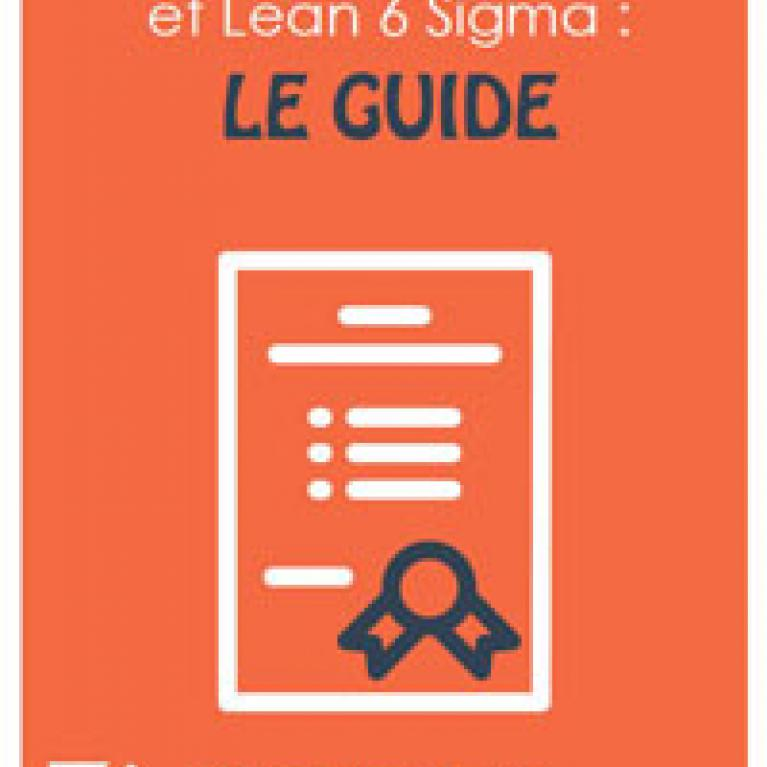 Certifications Lean et Lean 6 Sigma : Le Guide